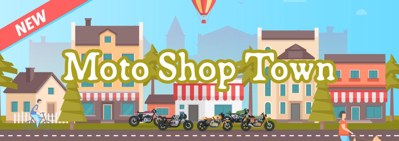Moto Shop Town