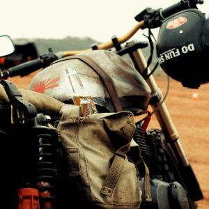 積載量アップ用のバイクグッズ、サイドバッグとは