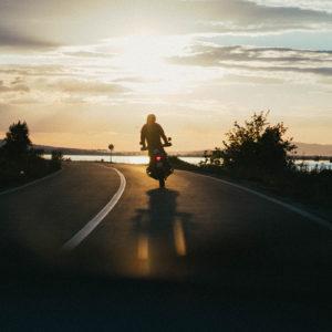 高速道路走行時に知っておきたいバイクテク