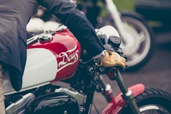 バイク用時計